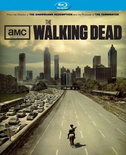 The Walking Dead Blu-ray box