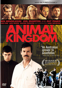 Animal Kingdom DVD box