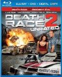 Death Race 2 DVD box