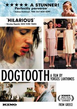 Dogtooth DVD box