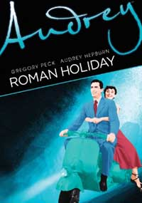 Roman Holiday DVD box