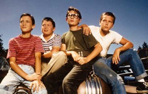 Stand By Me movie scene