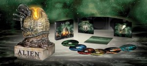 Alien Anthology Blu-ray Egg Package