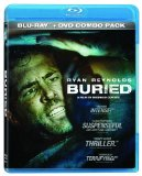 Buried Blu-ray/DVD box