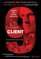 Client 9: The Rise and Fall of Eliot Spitzer DVD box