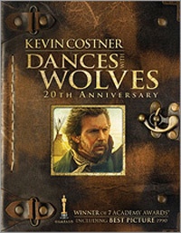 Dances With Wolves Blu-ray box
