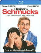 Dinner for Schmucks Blu-ray box