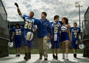 Friday Night Lights TV show scene