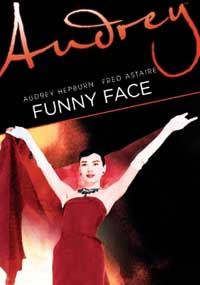 Funny Face DVD box