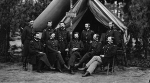 Ken Burns' The Civil War scene