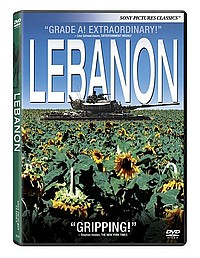 Lebanon DVD box