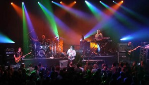 Marillion concert scene