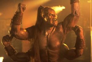 Mortal Kombat movie scene