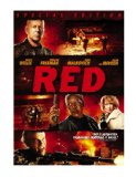 Red DVD box