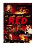 Red DVD box