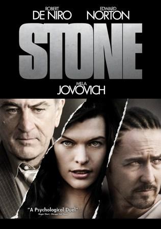 Stone DVD box