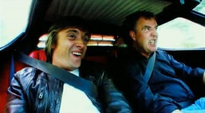 Top Gear 14 TV show scene