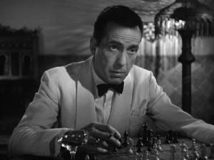 Casablanca movie scene