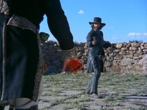 El Topo movie scene