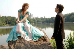 Enchanted movie scene