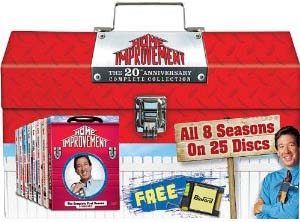 Home Improvement 20th Anniversary Complete Collection DVD Gift Set