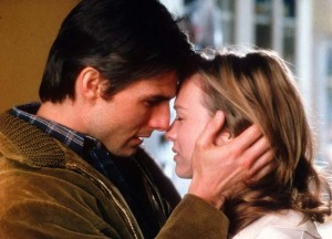 Jerry Maguire movie scene
