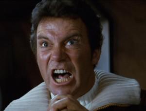 Star Trek II: The Wrath of Khan movie scene