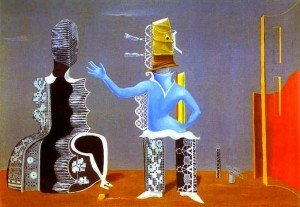 Max Ernst Hanging movie scene