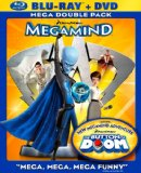 Megamind Blu-ray box