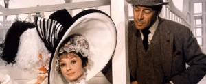 My Fair Lady movie scene