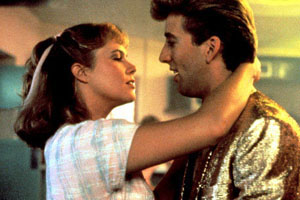 Peggy Sue Got Married movie scene