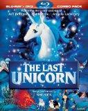 The Last Unicorn Blu-ray box