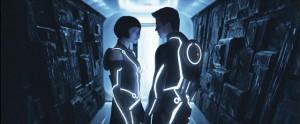 Tron: Legacy movie scene