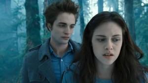 Twilight movie scene