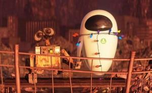 WALL-E movie scene