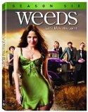 Weeds Season 6 DVD box