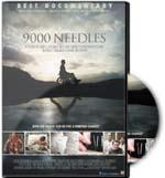 9000 Needles DVD box