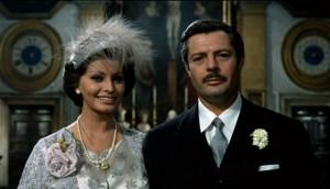 Marriage Italian Style movie scene