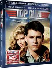 Top Gun Blu-ray box