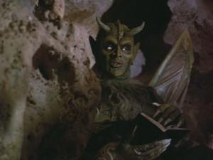 Gargoyles movie scene