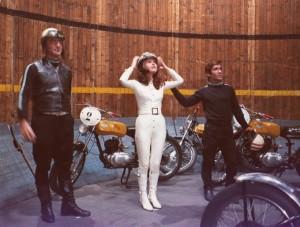 The Lickerish Quartet movie scene