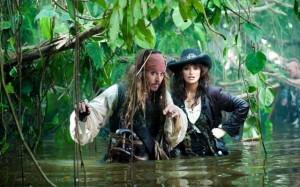 Pirates of the Caribbean: On Stranger Tides movie scene