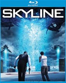 Skyline Blu-ray box