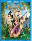 Tangled Blu-ray/DVD combo box