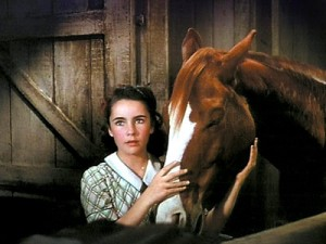 National Velvet movie scene