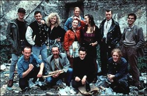 The Commitments movie scene