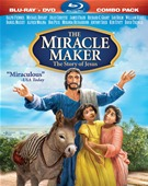 The Miracle Maker Blu-ray box
