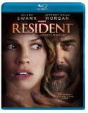 The Resident Blu-ray box