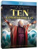 The Ten Commandments Blu-ray box