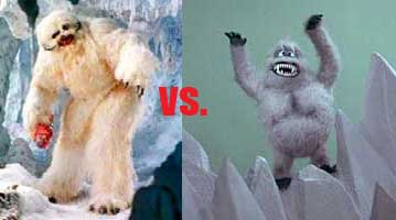 Wampa vs. Bumble